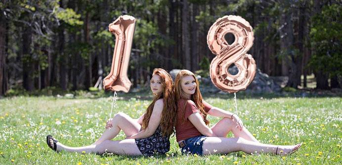 Folienballon Zahlen Buchstaben XXL Schriftzug Schriftzüge Sale Schnäppchen Sonderpreis reduziert rosegold rose gold trendfarbe trend 18 Geburtstag