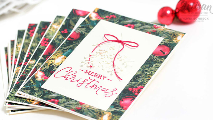 Christmas Cards-Stampin up