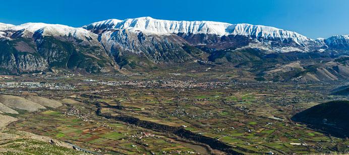 Sulmona, Valle Peligna