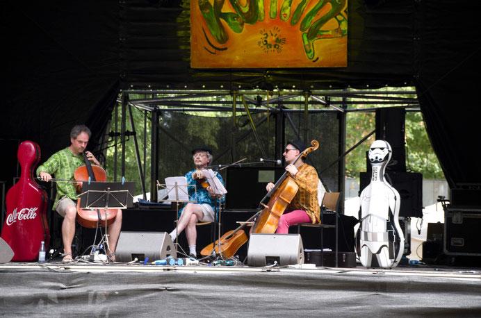 Bild vom Arcopia Trio