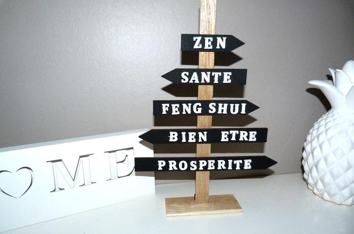 Le feng shui expertise feng shui angers la fl che baug - Comment le feng shui peut ameliorer votre maison et votre sante ...