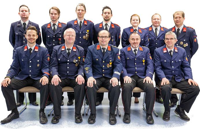 Ortsfeuerwehraussschuss der Feuerwehr Pischeldorf