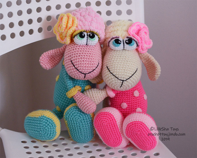Amigurumi pattern Funny Monkey - Сайт crochettoy! | 555x692