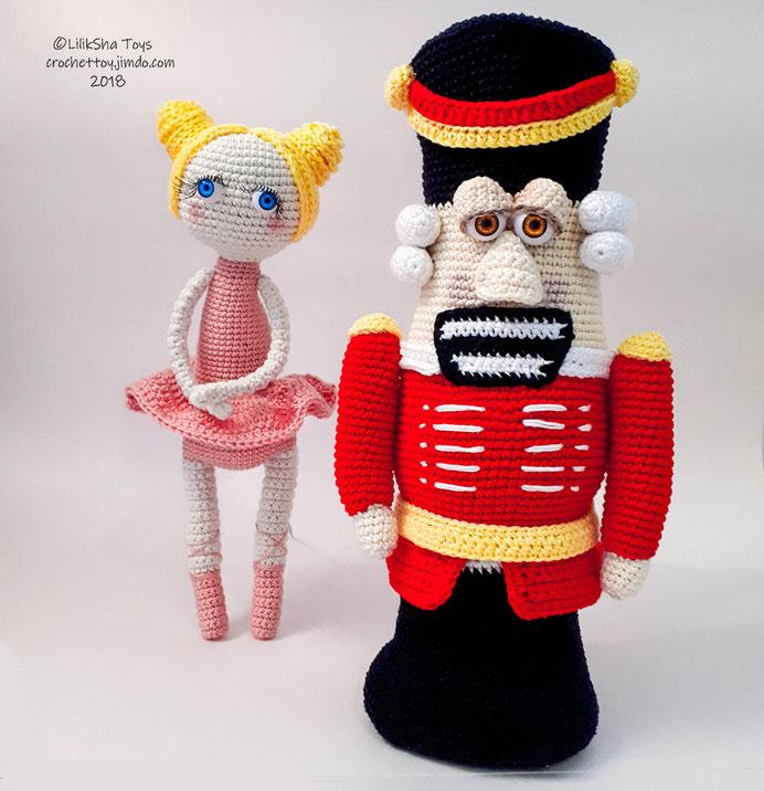 LilikSha Toys - Crochet toy Amigurumi Pattern - Atan, The ... | 716x692