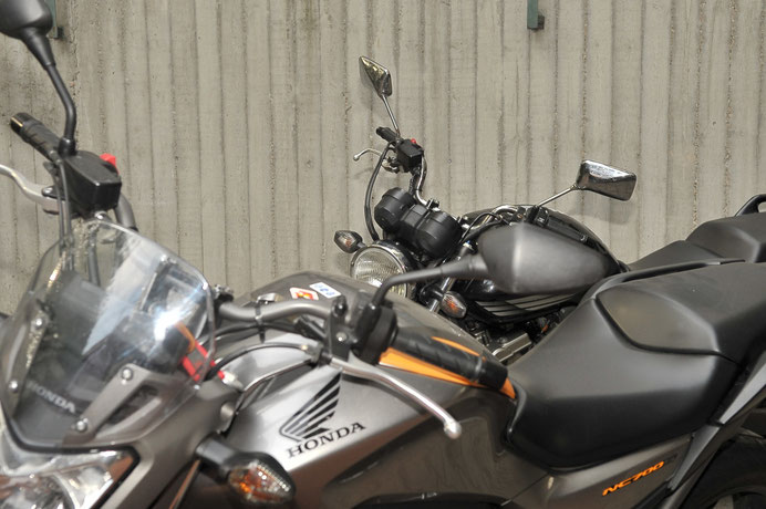 Motorräder Fahrschule in Spandau