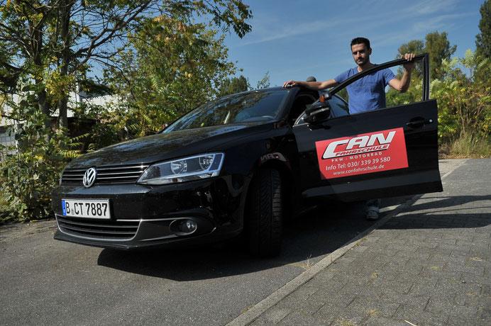 Volkswagen Can Fahrschule