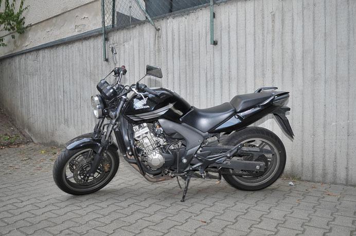 Honda Motorrad Fahrschule