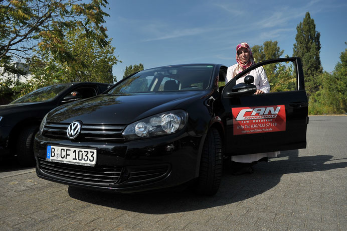 VW Can Fahrschule