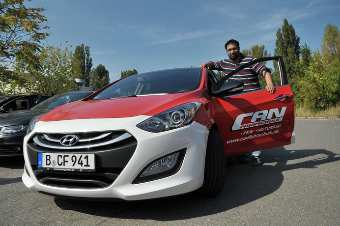 Hyundai Can Fahrschule