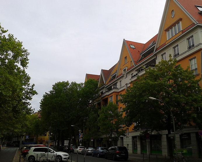 Rüdesheimer Straße - Berlim Wilmersdorf - Rheingau Viertel