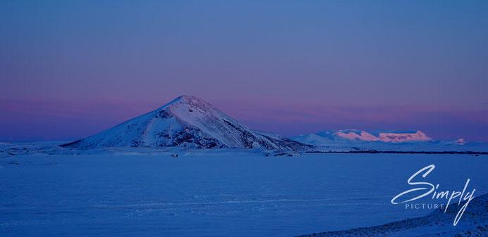 Sonnenaufgang, sunrise, iceland