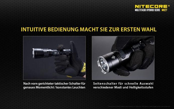 MH27 Blutspurverfolgung, MH27 Lesen und Suchen