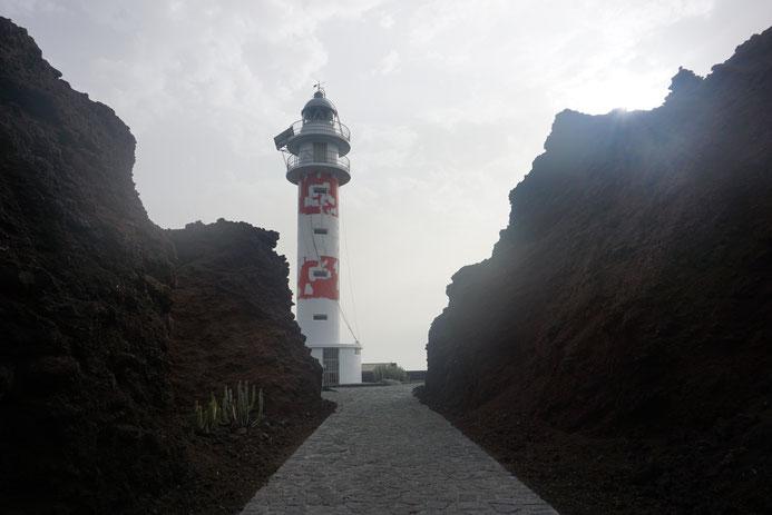 Der Weg zum Leuchtturm, Tenogebirge, Punta de Teno