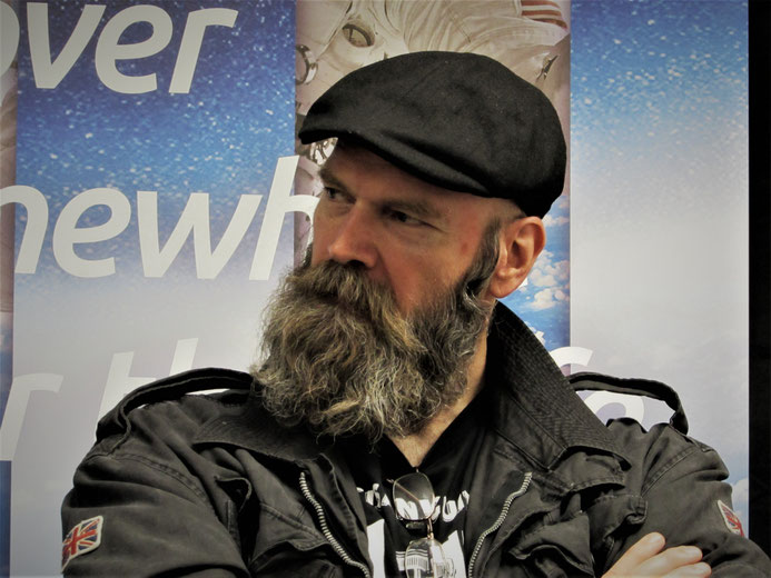 Tyler Mane at For the Love of Horror