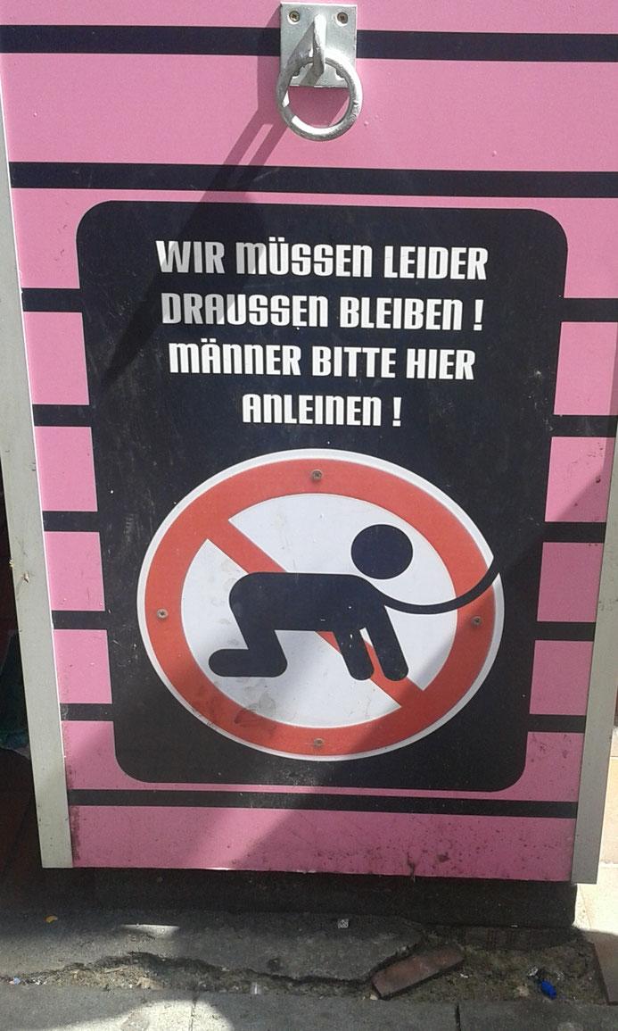 Olivias Wilde Jungs - Menstrip nur für Frauen - Große Freiheit 32 Hamburg St. Pauli