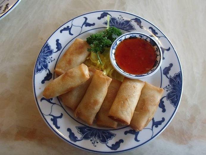 DIm SUM (Vorspeise) - MAN WAH - China Restaurant - Hamburg St. Pauli, Spielbudenplatz 18