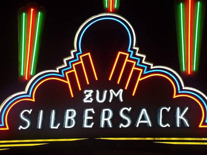 Nachtaufnahme - Silbersackstraße Hamburg St. Pauli