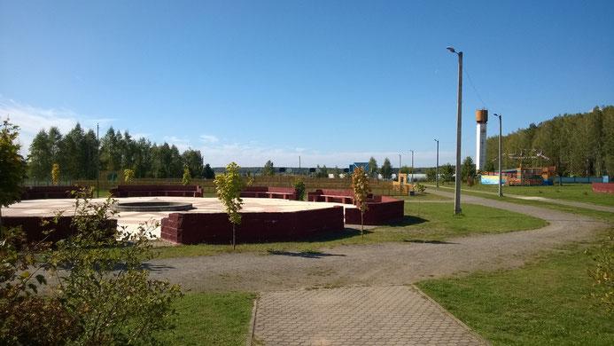 Die Sportanlagen