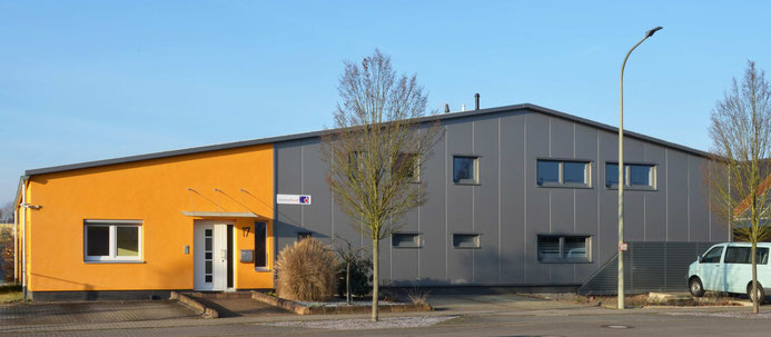 Bâtiment de l'entreprise Technofond Gießereihilfsmittel GmbH