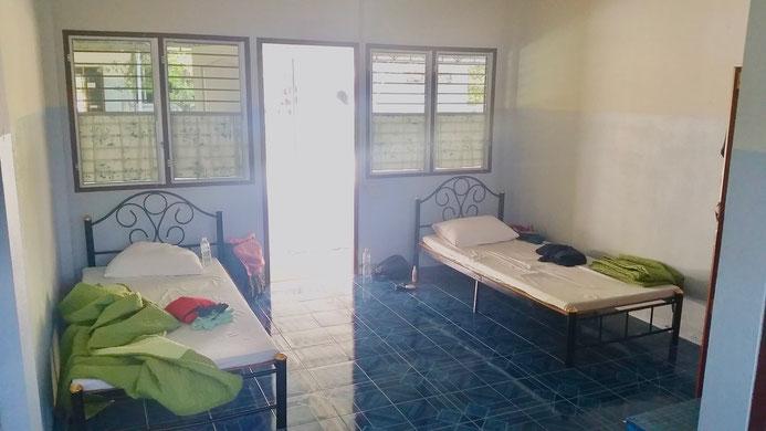 Doppelzimmer, Meditationsretreat