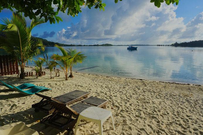 Strand Bora Bora