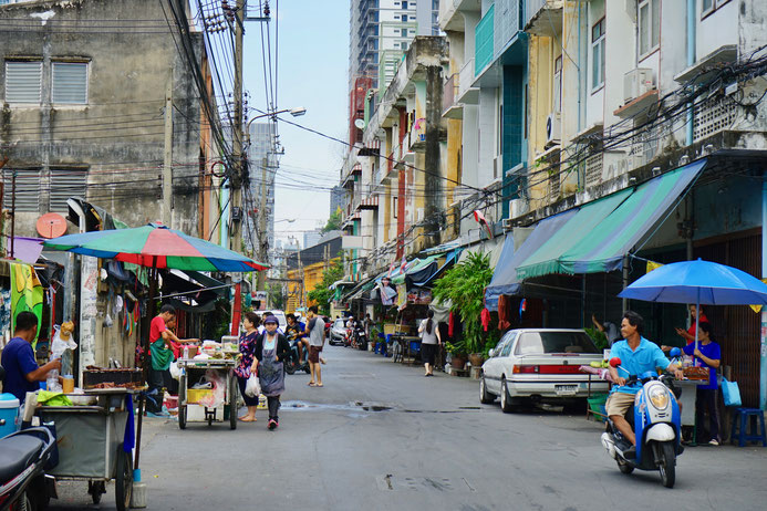 Streetfood, Bangkok