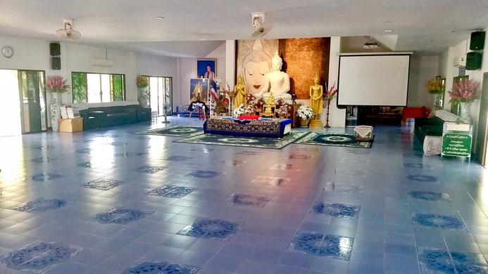 Meditationshalle
