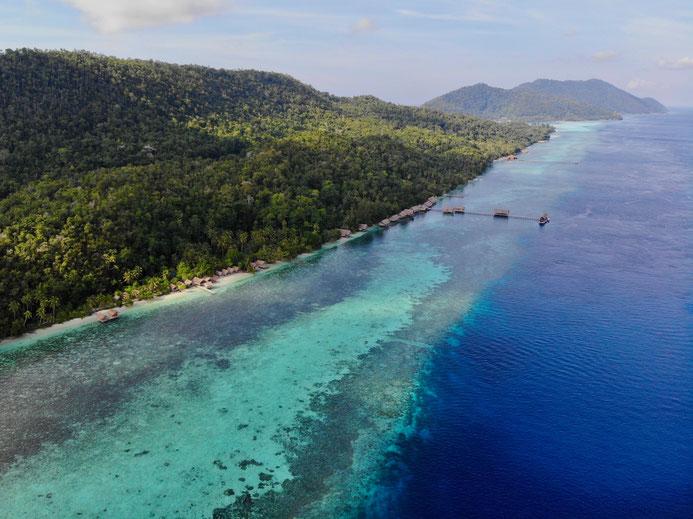 Raja Amat, Insel Kri