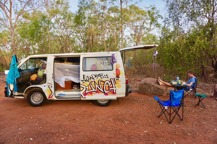 Wohnmobil, Australien