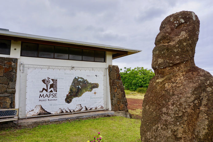Museo Rapa Nui, Osterinsel, Museum