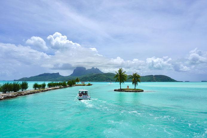 Flughafen Bora Bora