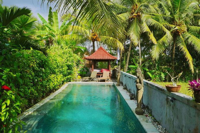 Ubud, Bali, Pool