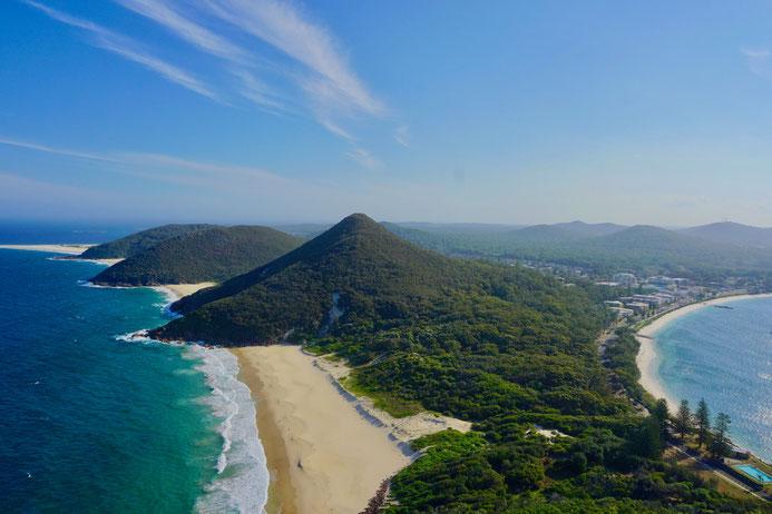 Australien, Ostküste, Aussicht