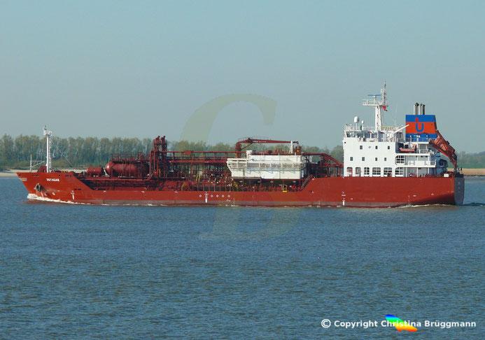 LPG Tanker ZETAGAS
