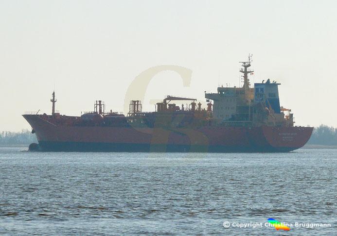 LPG Tanker NAVIGATOR ORION