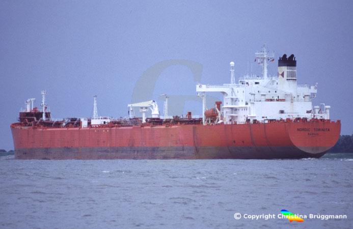 Öl- u. Shuttletanker NORDIC TORINITA