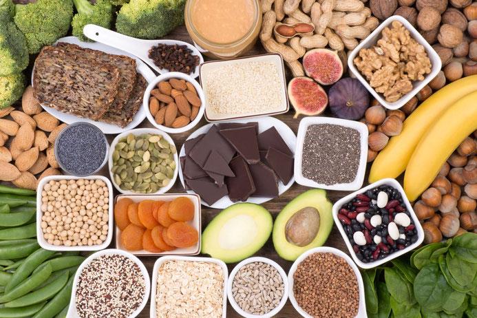 Der tägliche Bedarf an Magnesium