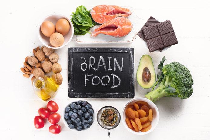 Essen für das Gehirn