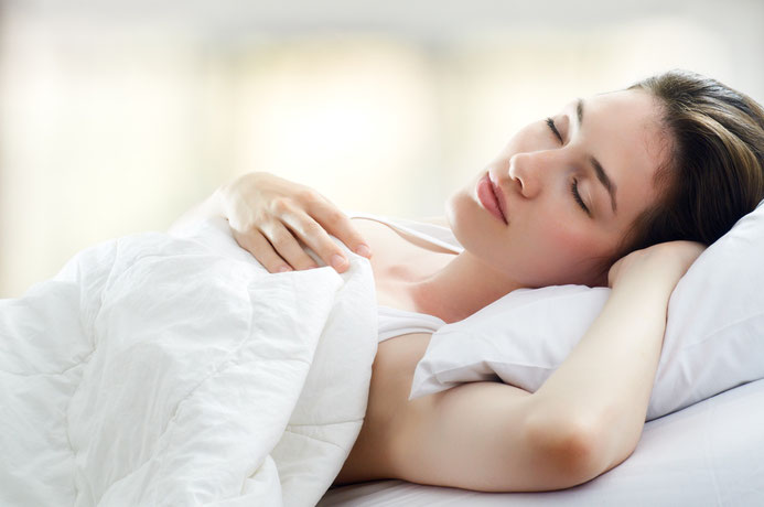 Einen guten Schlaf fördern