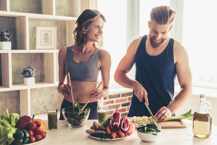 Muskelaufbau und vegetarische Ernährung