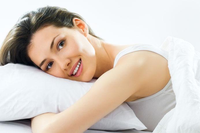 Ein gesunder und erholsamer Schlaf