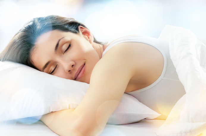 Sorge für genügend Schlaf