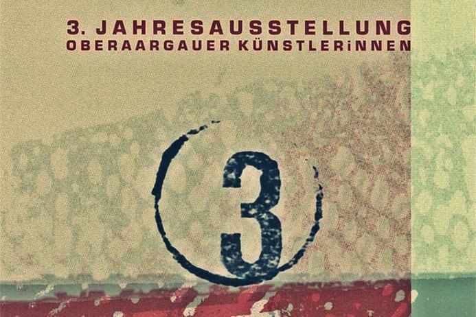 Pedro Meier – Kunsthaus Langenthal – 3. Jahresausstellung Oberaargauer Künstlerinnen und Künstler 1998 -  Kunstverein Oberaargau, Bilderstube Leuenbrüggli, Galerie Chrämerhuus. 15.1.1998–15.2.1998 – Pedro Meier Visual Art Gerhard Meier-Weg Niederbipp Bern