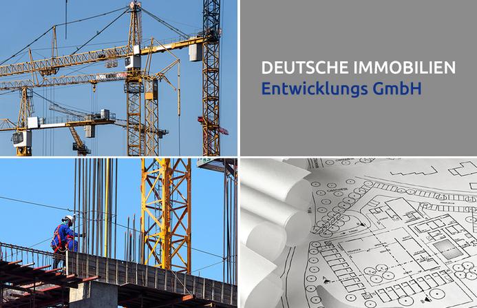 """Grafik: """"Karriere"""" DEUTSCHE IMMOBILIEN Entwicklungs GmbH, Hamburg"""