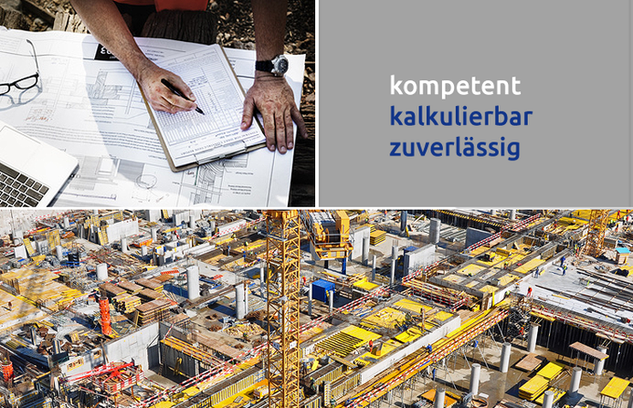 """Grafik: """"Firmenprofil"""" DEUTSCHE IMMOBILIEN Entwicklungs GmbH, Hamburg"""