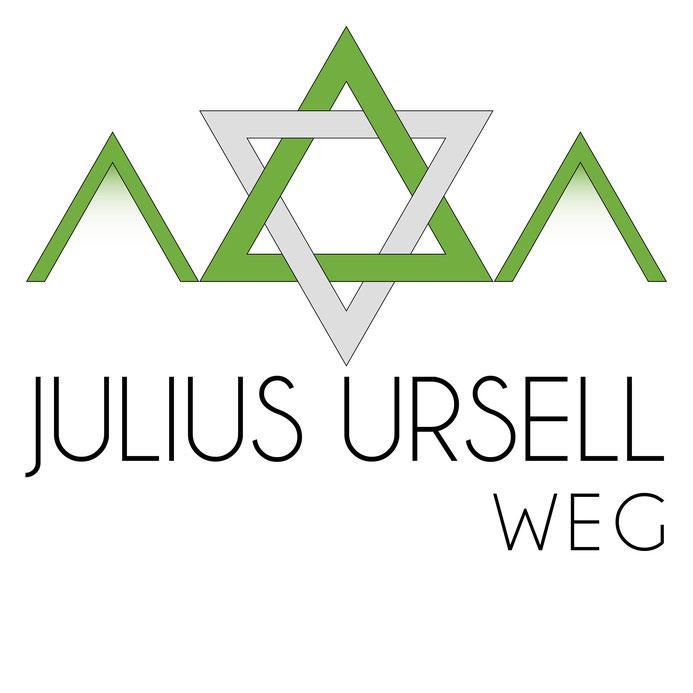 Das Logo des Julius Ursell Weg