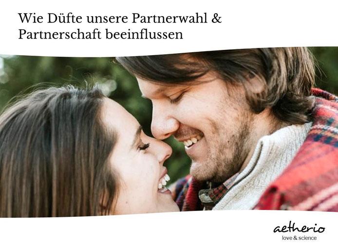 Wie Düfte unsere Partnerschaft beeinflussen - Glück in der Liebe - aetherio.de/journal