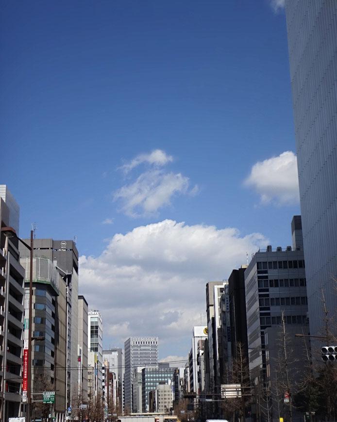 海外進出支援 インバウンド支援 onegai kaeru tokyo sky