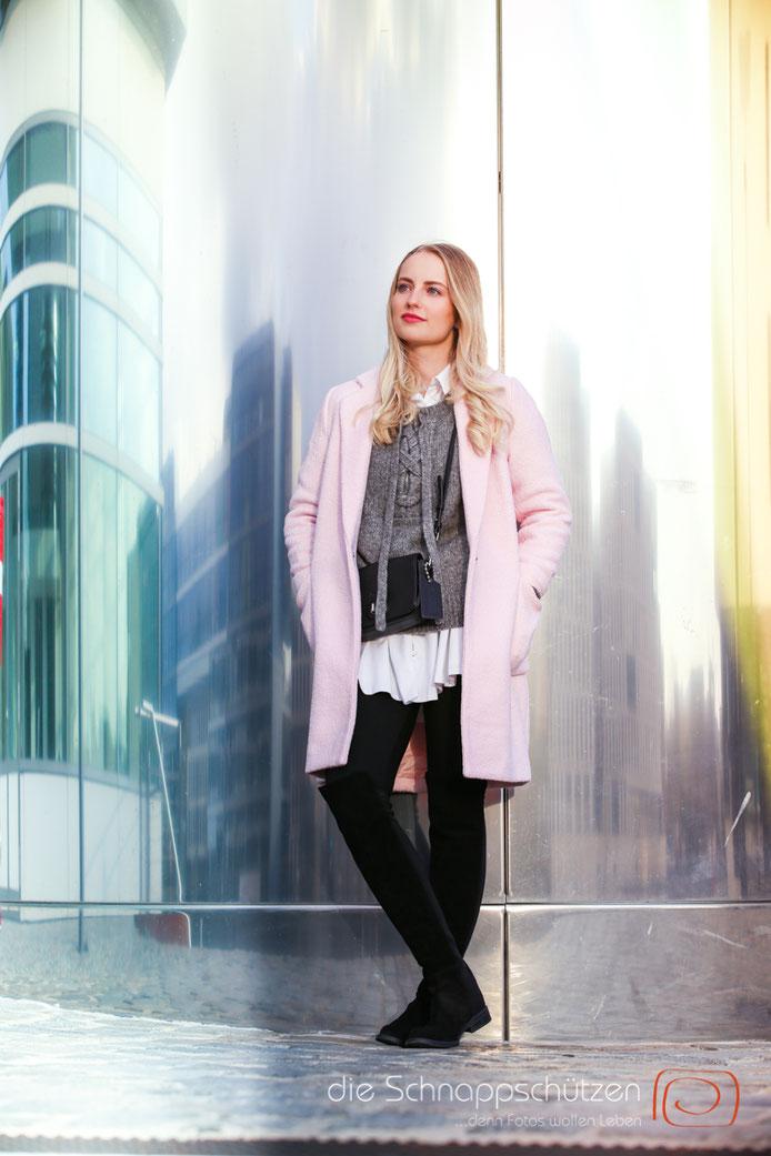 Kim Engel |  Modedesignerin | Modefotografie (c) by Schnappschützen