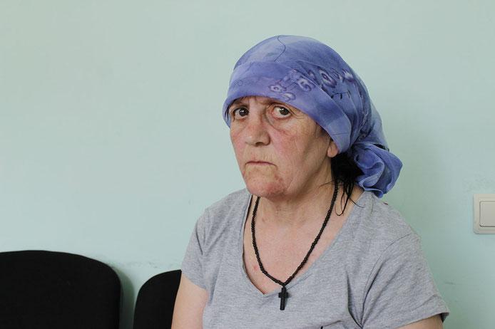 Die Hälfte der Insassinnen im Frauengefängnis von Rusca wurden verurteilt, weil sie ihre Ehepartner getötet haben. Vera ist eine von ihnen. Sie sagt, sie habe aus Notwehr gehandelt. Foto: Daniela Prugger